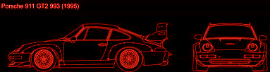 Mobile Works West Services and Repairs Porsche 911 GT2 993 1995