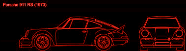 Mobile Works West Services and Repairs Porsche 911 RS 1973
