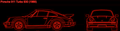 Mobile Works West Services and Repairs Porsche 911 Turbo 930 1988