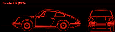 Mobile Works West Services and Repairs Porsche 912 1965 on