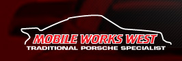Mobile Works West - Traditional Porsche Repair